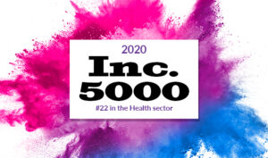 Inc. 5000 fastest-growing companies 2020